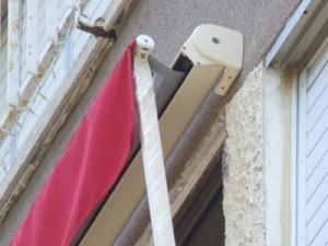 סוככי חלון מעוצבים בצורה של קסטה